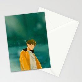 Euphoria Jungkook Stationery Cards
