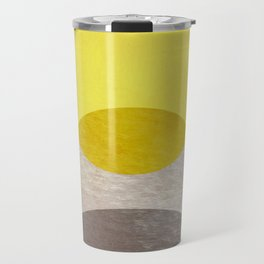 SUN MOON EARTH Travel Mug
