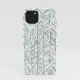 Hipster Bohemian Rustic Arrow Pattern Print iPhone Case
