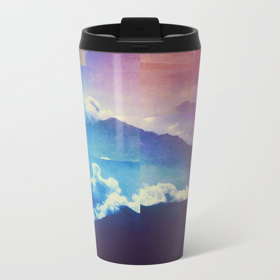 Fractions A99 Metal Travel Mug