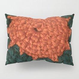 Love sun crochet Pillow Sham