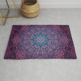 magic mandala 36 #mandala #magic #decor Rug