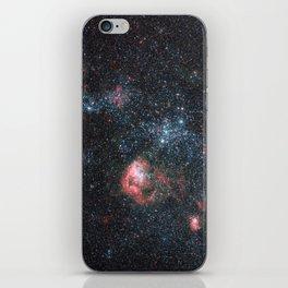 Dwarf Galaxy IC 2574 iPhone Skin