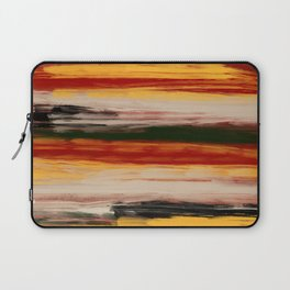 Fall Abstract Laptop Sleeve