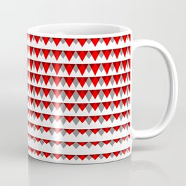embers geometric pattern Coffee Mug