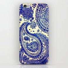 Paisley :) iPhone Skin