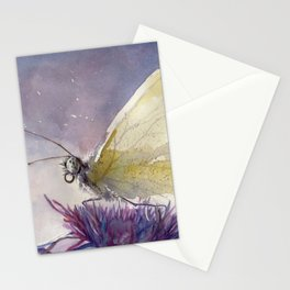 Dancing With Moonlit Wings Stationery Cards