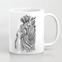 Equus Quagga  Coffee Mug