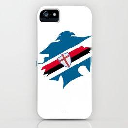 UC Sampdoria iPhone Case