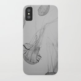 Descending Jellies iPhone Case