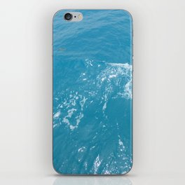 Calm Ocean Waves iPhone Skin