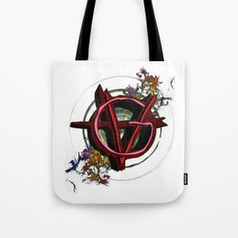 Vagenda Logo - Full Color VERSION ONE Tote Bag