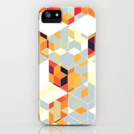 SAMMAL design - sunny bricks iPhone Case