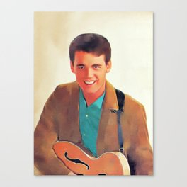 Duene Eddy, Music Legend Canvas Print