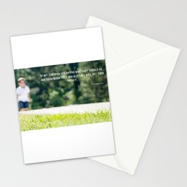 Proverbs 22 6 Stationery Cards