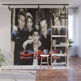 One Direction Wall Mural