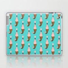 Mer Pink Flamingo Laptop & iPad Skin