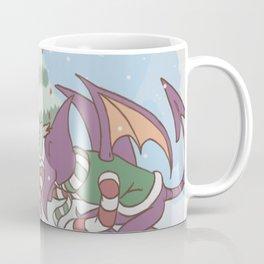 Samus in Christmas Coffee Mug
