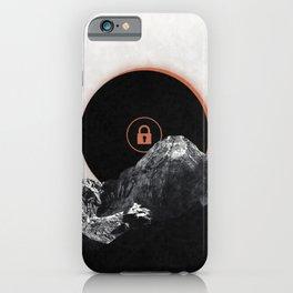 Locked up  sun iPhone Case