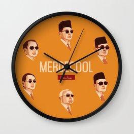 MERDECOOL Wall Clock