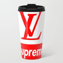 LV Supreme Travel Mug