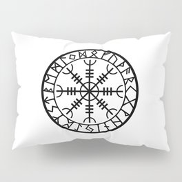 Norse - Helm of Awe Pillow Sham
