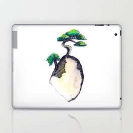 floating island Laptop & iPad Skin