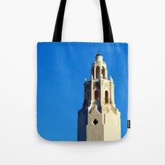 Spanish Tower Tote Bag