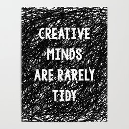 Messy Minds Poster