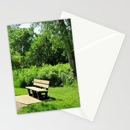A Time for Silence Stationery Cards
