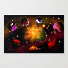 SPACE 122513 – 078 Canvas Print