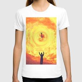 Through the Fire T-shirt