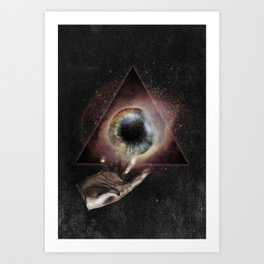 prediction Art Print