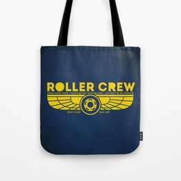 Roller Crew Tote Bag