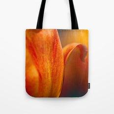 Tulip Bends Tote Bag