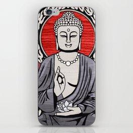 Gautama Buddha iPhone Skin