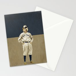 Into the Bullpen Stationery Cards