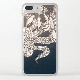 E N V I S I O N Clear iPhone Case