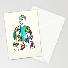 Comic Stationery Cards