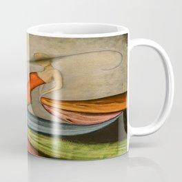Conversation with esthetic boundary Coffee Mug