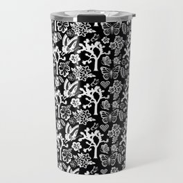 Joshua Tree Fabric Travel Mug