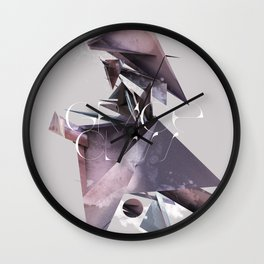 Grace and Class Wall Clock