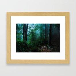 Idealnie niedoskonaly Framed Art Print
