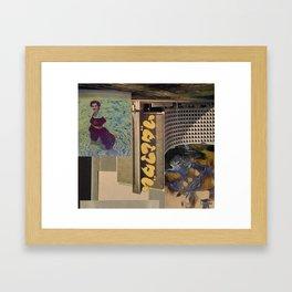 HUD Framed Art Print