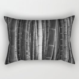 Bamboo V Rectangular Pillow