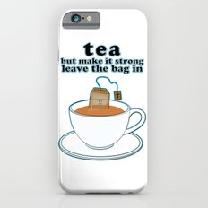 Tea, but make it strong, leave the bag in iPhone 6s Slim Case
