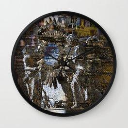 Roman Impression Wall Clock