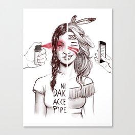 No DAPL Canvas Print