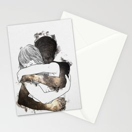 I would keep you forever (GOLD). Stationery Cards