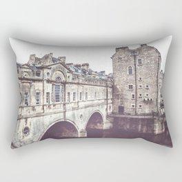 Pulteney Bridge Rectangular Pillow
